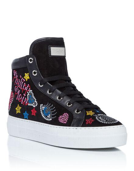 Hi-Top Sneakers thea