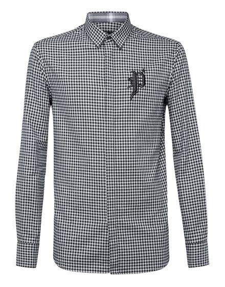 Shirt Platinum Cut LS Star boy