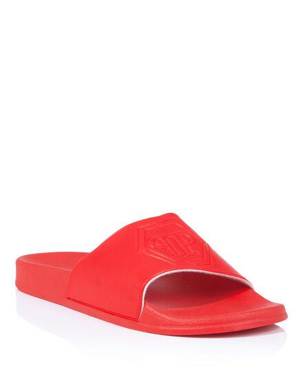 Sandals Flat Feel the wind