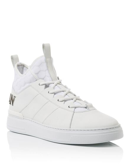 Hi-Top Sneakers Cielo