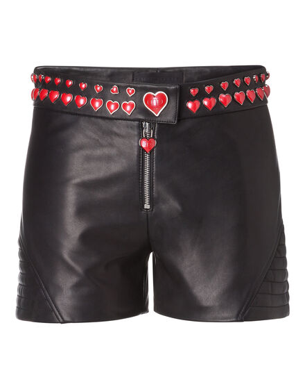 Leather Shorts Aderson