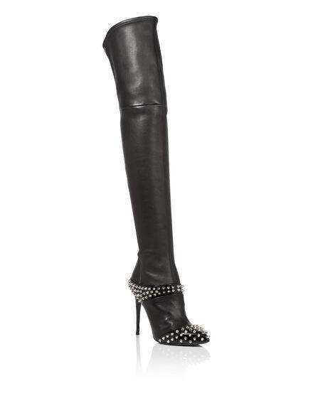Boots Hi-Heels Overknees Vayu