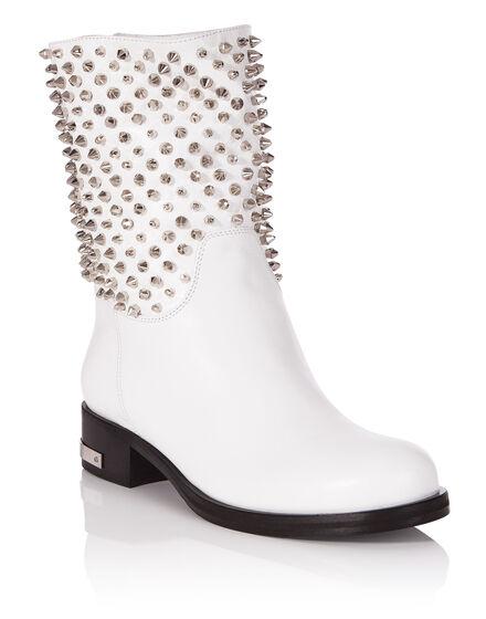 Boots Low Flat Blois