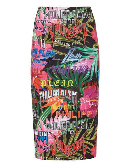 Long Skirt Jungle Rock