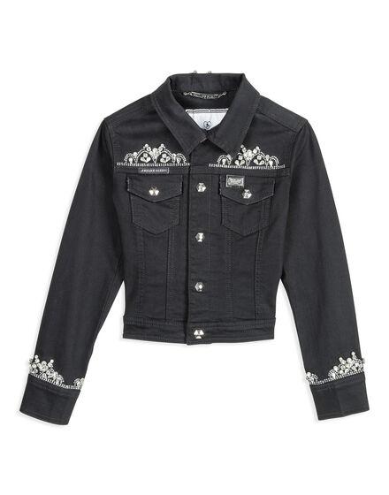 Denim Jacket Girly Michelle