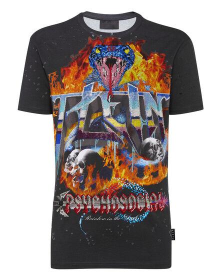 T-shirt Round Neck SS Psychosocial
