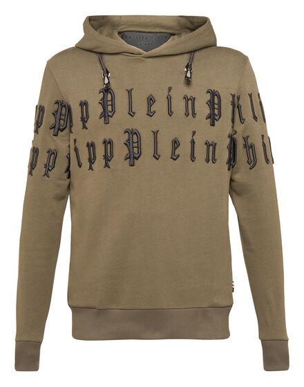 Hoodie sweatshirt Gothic P