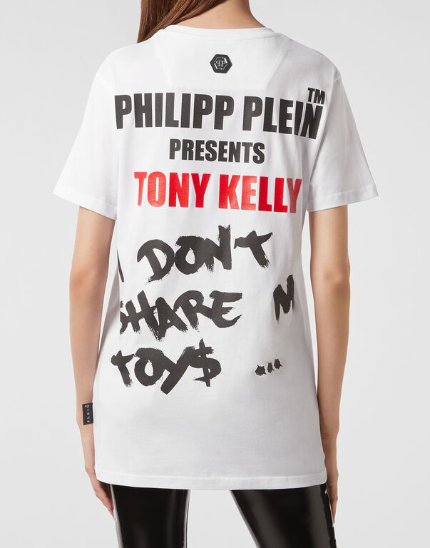 T-shirt Round Neck SS Tony Kelly