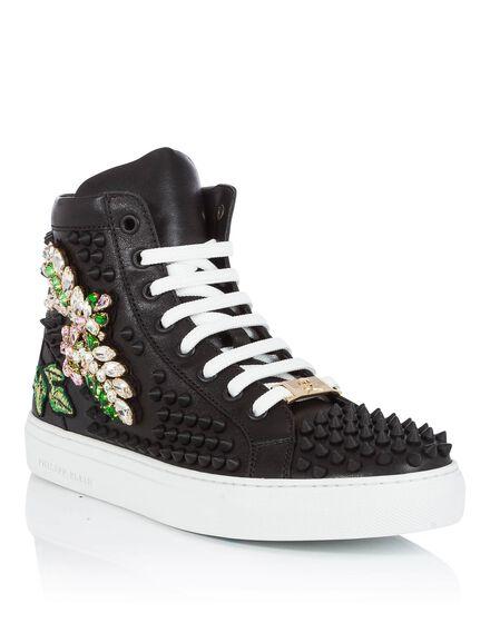 Hi-Top Sneakers Midnight