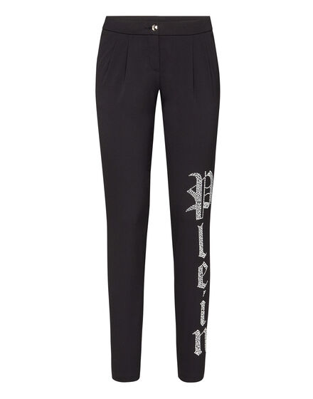 Long Trousers Crystal Plein