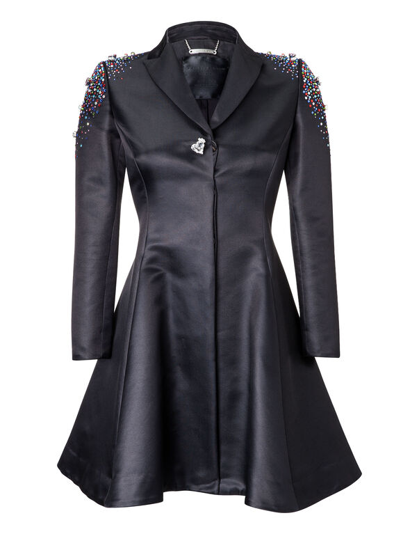 "Coat Long ""Montag"""