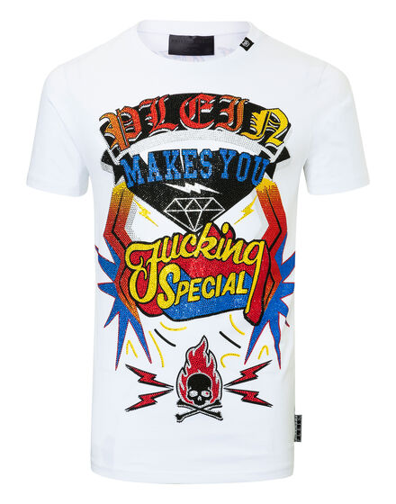 T-shirt Round Neck SS Special Flight