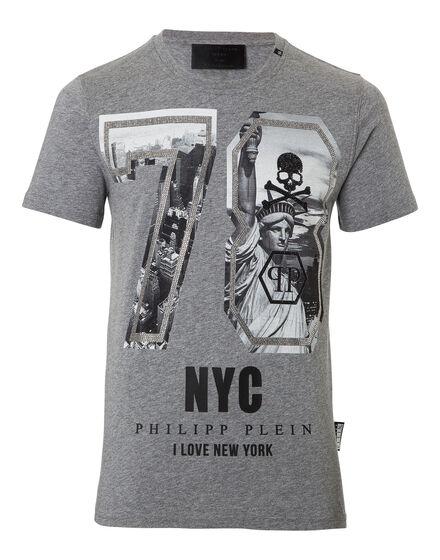 T-shirt Round Neck SS Love