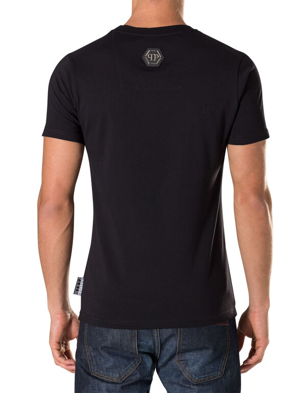 "T-shirt Round Neck SS ""show beverly hills"""