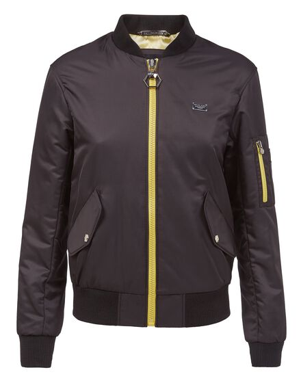 Nylon Jacket Lettrin