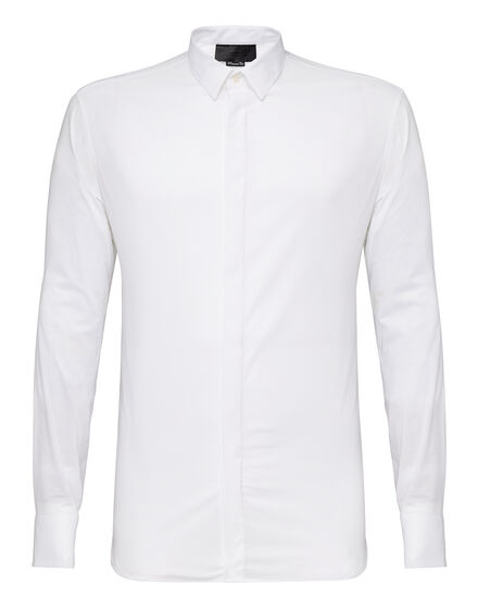 Shirt Platinum Cut LS Clarence