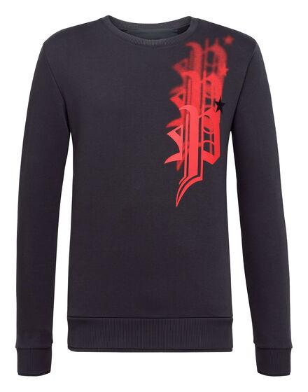Sweatshirt LS Big P