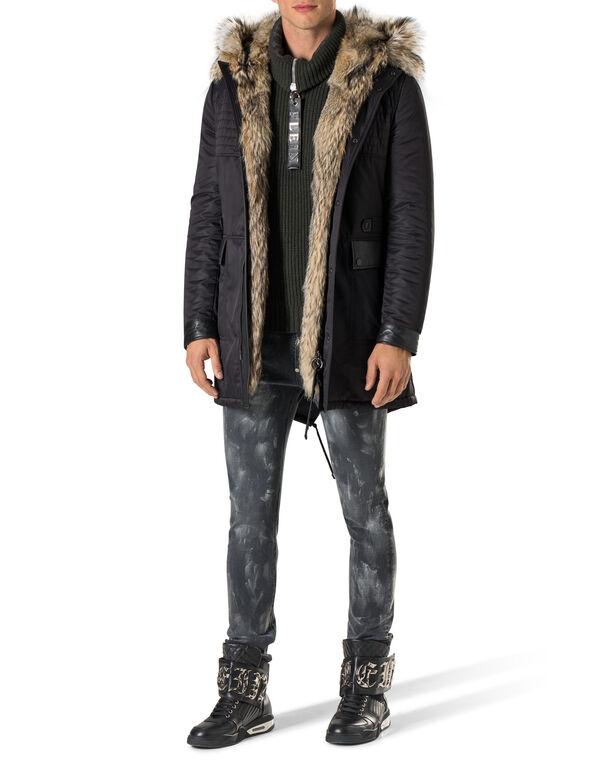 "Knit Jacket ""Gener"""