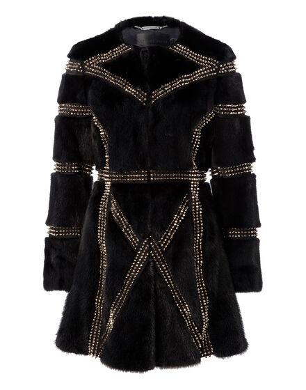 fur coat the cagebird
