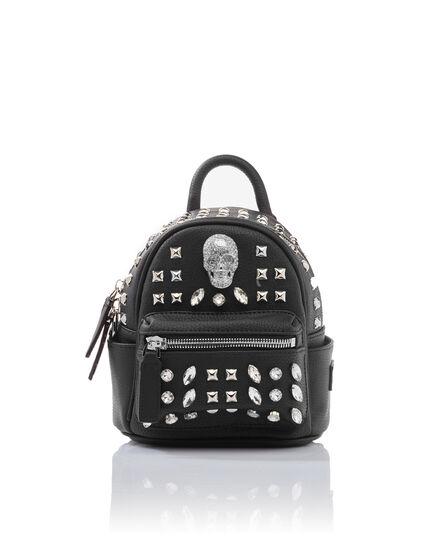 Backpack Shiny skull