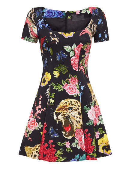 Short Dress Nydia Comstock