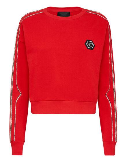 Sweatshirt LS Crystal