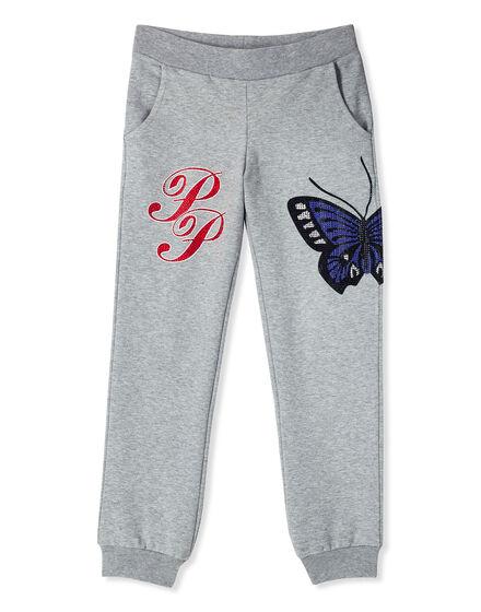 Jogging Trousers Plein princess P