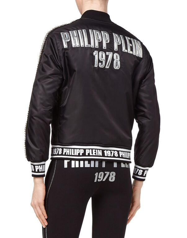 "Bomber ""Fancy Plein"""
