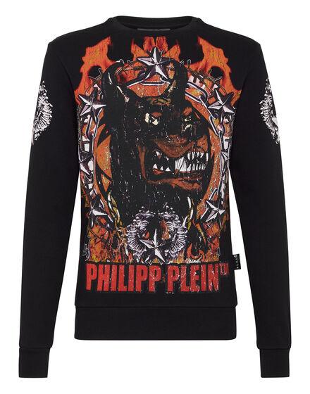 Sweatshirt LS Gothic Plein