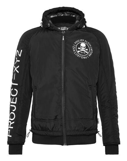 Nylon Jacket XYZ Code