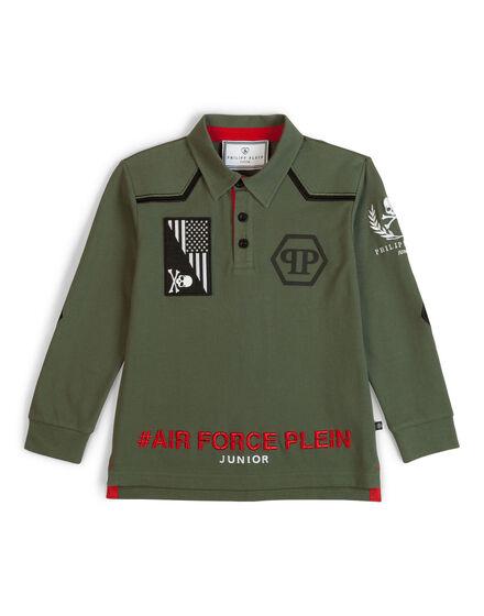 polo long sleeves polo class