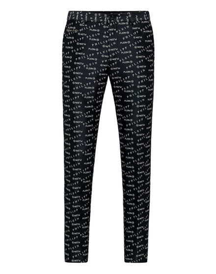 Long Trousers jacquard All over PP