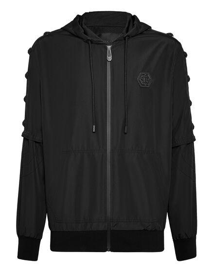 Nylon Jacket  Imperial Plein