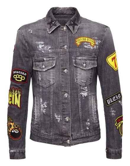 Denim Jacket Too far