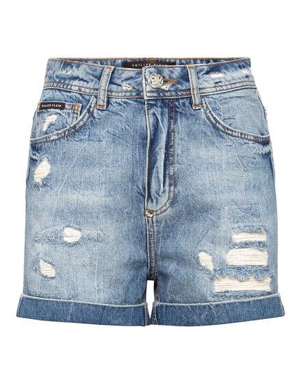Hot pants Iconic Plein