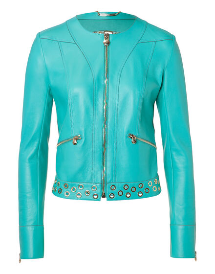 Leather Jacket Apatite