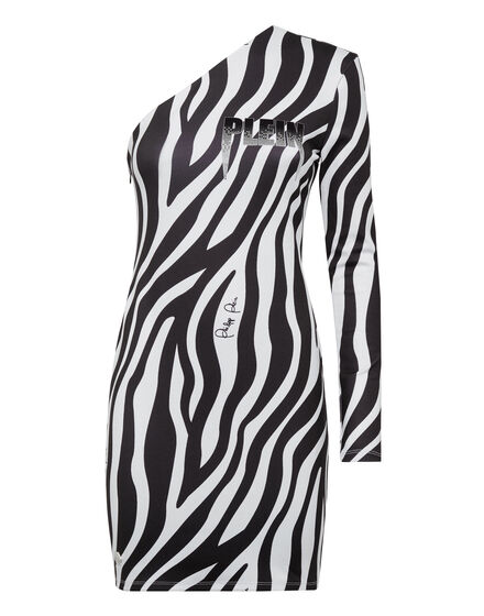 Short Dress Zebra