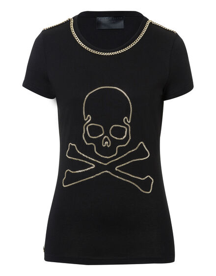 T-shirt Round Neck SS Real Bronx