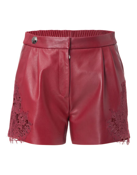 leather shorts bad romance