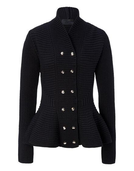 knit cardigan luxury