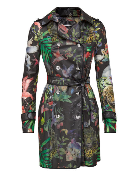 Trench coat Jungle