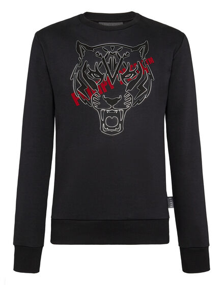Sweatshirt LS Tiger