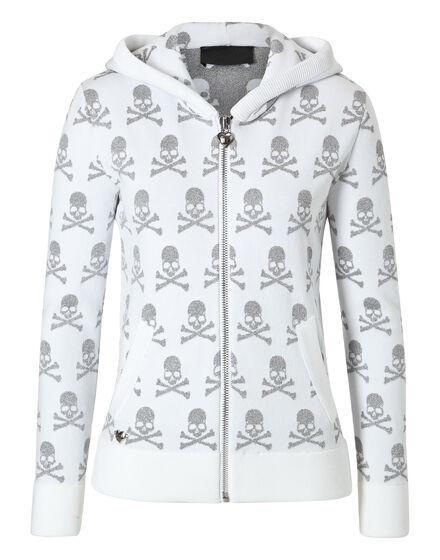 Knit Jacket Milus Black