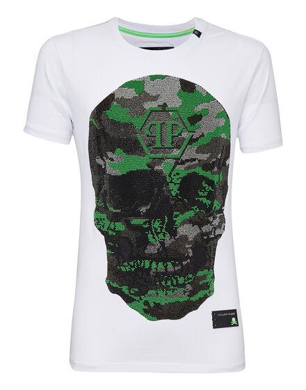 T-shirt Round Neck SS Bad -S