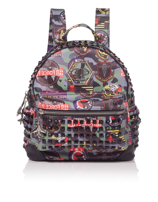 "xsmall backpack ""say what"""