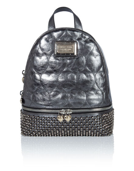 Backpack black sun -1