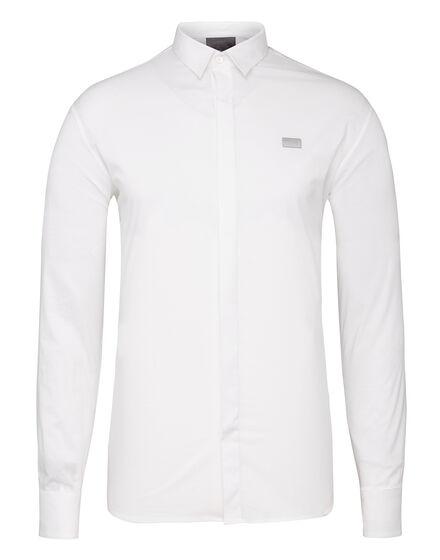 Shirt Platinum Cut LS Calvin