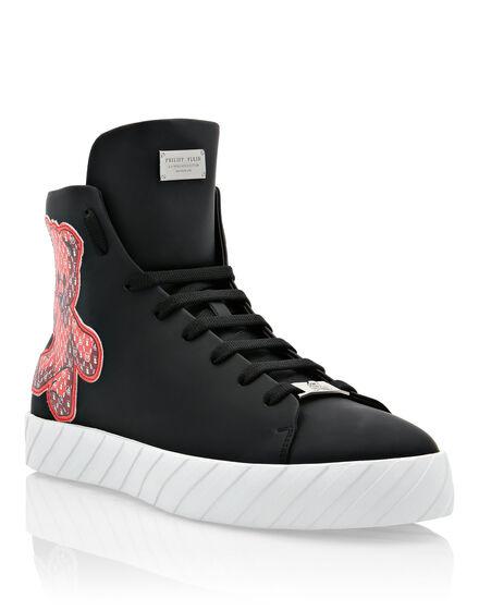 Hi-Top Sneakers Teddy Bear