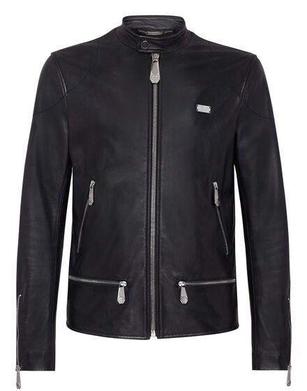 Leather Moto Jacket Original
