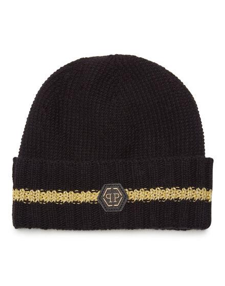 Hat Gold Line
